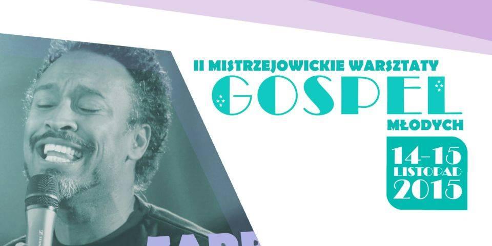 Warsztaty gospel w Mistrzejowicach