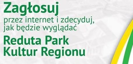 Park Reduta - głosowanie Internetowe