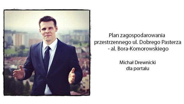 Plan zagospodarowania przestrzennego ul. Dobrego Pasterza - al. Bora-Komorowskiego