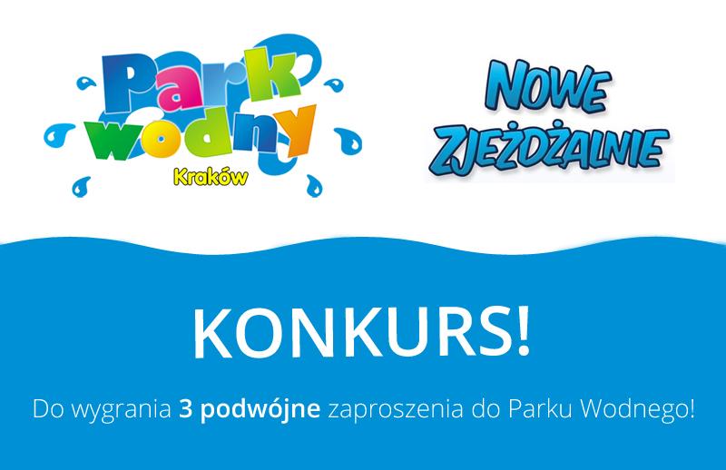 Konkurs z Parkiem Wodnym