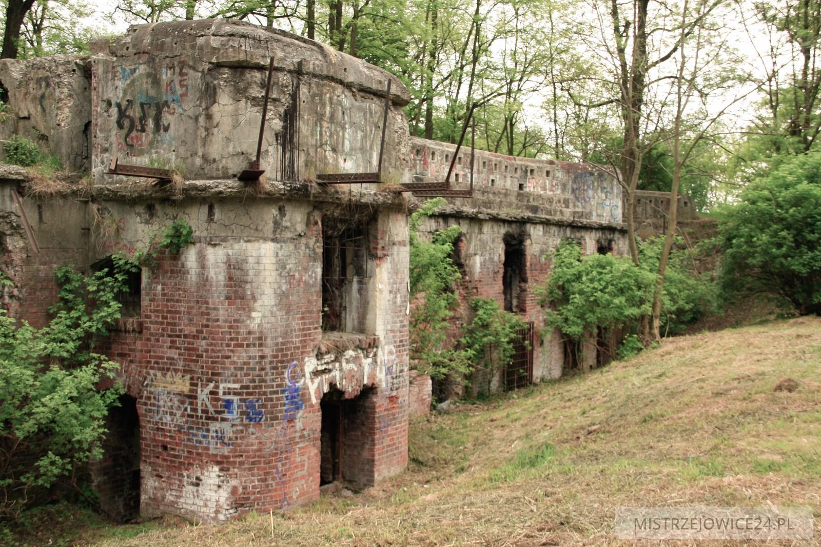 Fort 48a Mistrzejowice