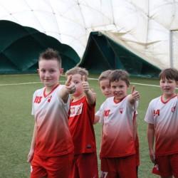 Zapisy dzieci do Klubu Sportowego Polonia Kraków