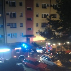 Pożar na os. Piastów - nowe informacje