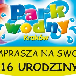 16. urodziny Parku Wodnego!