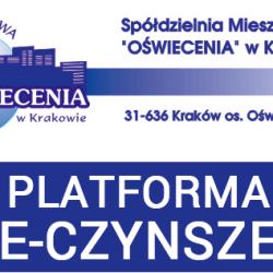 """Platforma e-czynsze w Spółdzielni Mieszkaniowej """"Oświecenia"""""""
