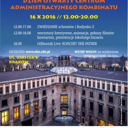 Razem dla Huty - dzień otwarty Centrum Administracyjnego Kombinatu