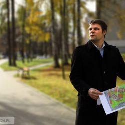 """Mistrzejowice z pasją: wywiad z Michałem Drewnickim. """"Najważniejszym projektem jest rozwój Nowej Huty i Mistrzejowic"""""""
