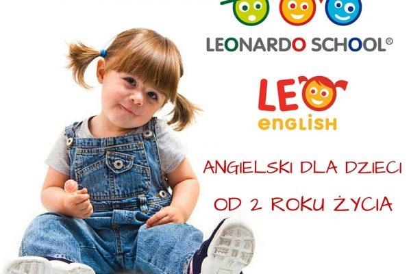 Język angielski dla dzieci od 2 roku życia