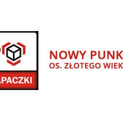 Strefa paczki DTD na pętli Mistrzejowice