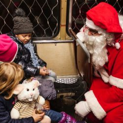 Święty Mikołaj odwiedzi Kraków i pojedzie tramwajem