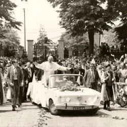 Nowa Huta Karola Wojtyły - premierowy pokaz filmu