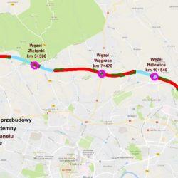 Została podpisana umowa na wykonanie koncepcji programowej dla drogi S52 Północnej Obwodnicy Krakowa