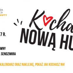 """""""Kocham Nową Hutę"""" - walentynkowa akcja z nowohuckimi kalendarzami"""