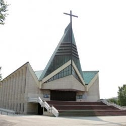 Ks. Jacek Krzemień w Parafii św. Maksymiliana Kolbe