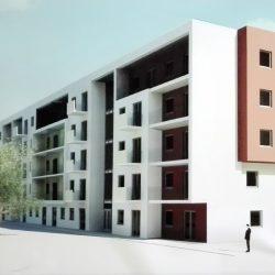 Nowe bloki na os. Oświecenia w ramach Narodowego Programu Mieszkaniowego