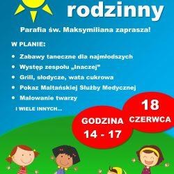 Parafialny Festyn Rodzinny pod Parafią św. Maksymiliana Kolbe