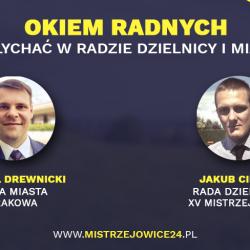 Okiem Radnych - Rada Dzielnicy Mistrzejowice (wrzesień 2017)
