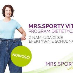 Mrs. Sporty Vital - wieczorek informacyjny