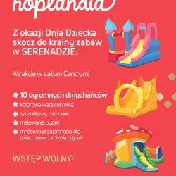 HOPLANDIA na Dzień Dziecka w Serenadzie
