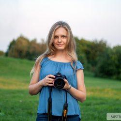 """Mistrzejowice z pasją: Anna Budny. """"Największą moją pasją jest fotografia, dzięki niej mogę uwiecznić wspomnienia na zawsze."""""""