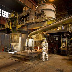 ArcelorMittal Poland planuje tymczasowo wstrzymać pracę wielkiego pieca i stalowni