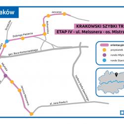 Kiedy powstanie Krakowski Szybki Tramwaj do Mistrzejowic?