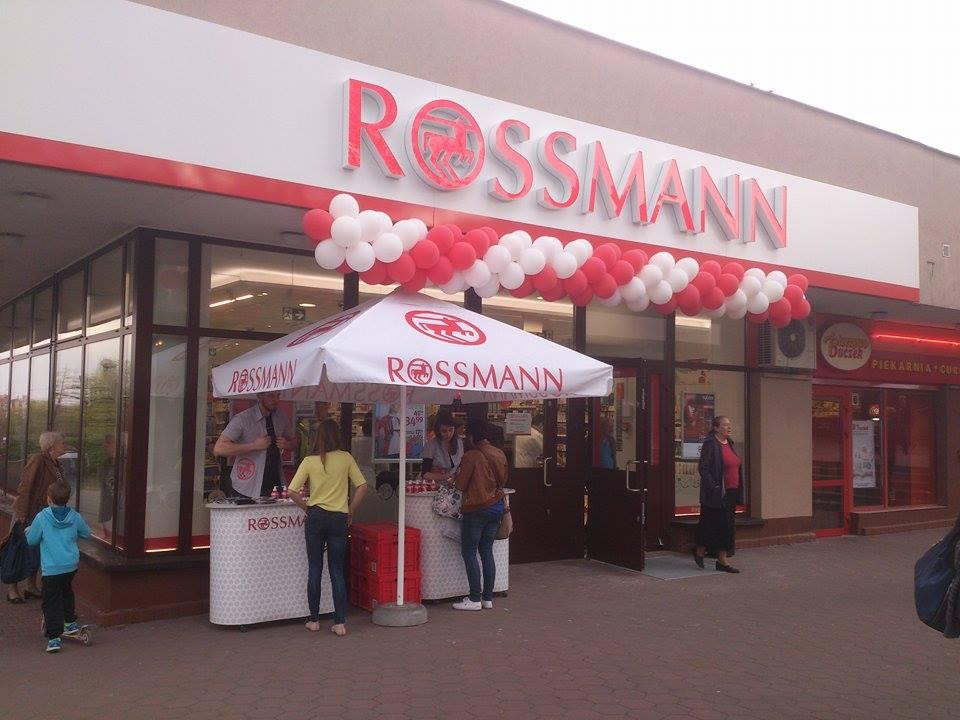 Otwarcie Rossmanna na os. Tysiąclecia