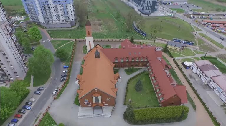 Film na 25-lecie parafii Matki Bożej Nieustającej Pomocy w Mistrzejowicach