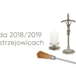 Wizyty duszpasterskie 2018/2019 w Mistrzejowicach